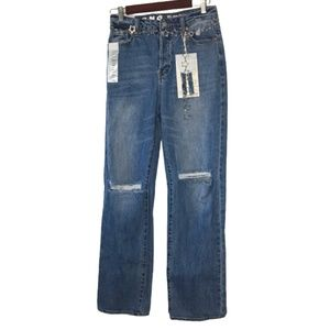 🌹NEW LISTING NWT 90's Boyfriend Jeans